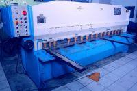 Hydraulic Guillotine Shear ROMI 6,5 x 3000