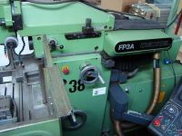 Toolroom Milling Machine DECKEL FP 3 A
