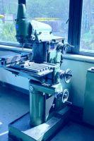 Werkzeugfräsmaschine MACMON M  100  C