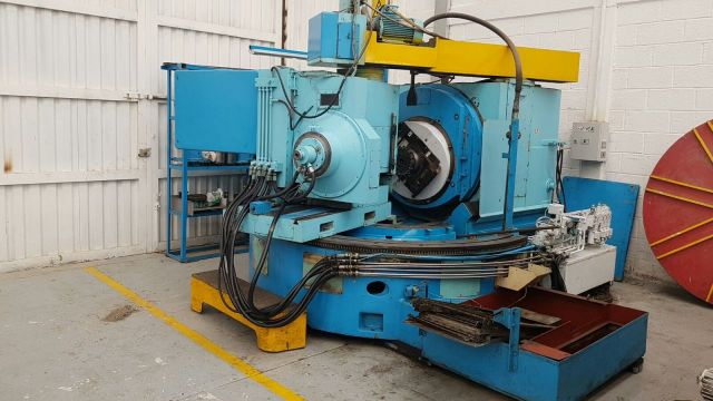 Bevel Gear Machine WMW MODUL ZFTKK 500/2U spiral bevel gear machine 1986