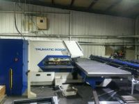 Turret Punch Press TRUMPF TC2020R BOSCH 2004-Photo 2