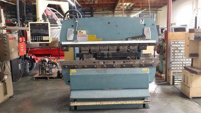 CNC hydraulisk trykk brems AMADA RG50 1984