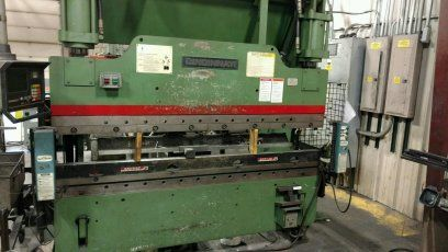 CNC Hydraulic Press Brake CINCINNATI 90CB6 1995