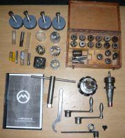Werkzeugfräsmaschine MONDIALE VIKING 1MA 1976-Bild 8
