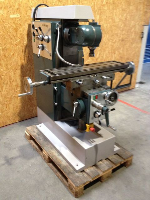 Toolroom freesmachine MONDIALE VIKING 1MA 1976