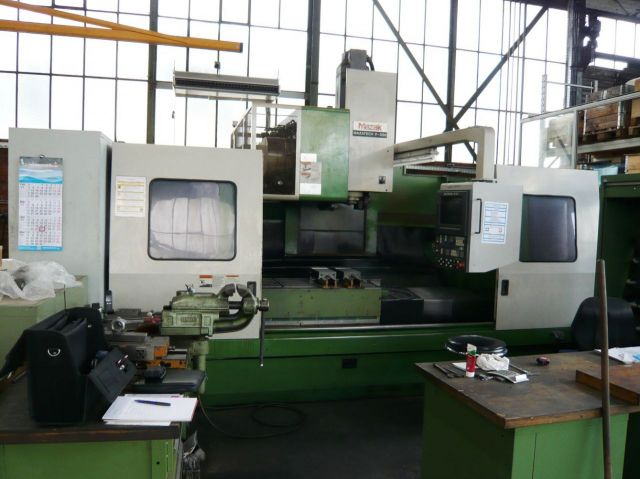 CNC Milling Machine MAZAK MT V 550 B 1991