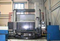 Tokarka karuzelowa Verticale 4.000 mm  CNC 4500 x 3200 mm  CNC