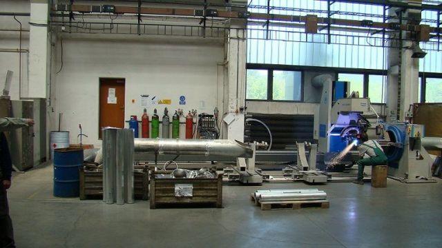 Przecinarka plazmowa 3D MÜLLER OPLADEN RB 1150/5 compact 2011