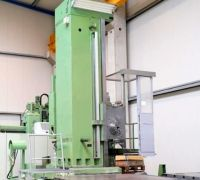 Horizontal Boring Machine Montante Mobile  130 CNC 130