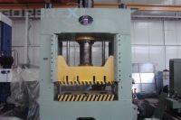 Prasa hydrauliczna bramowa Produkcja Rosyjska P 313 1985-Zdjęcie 2