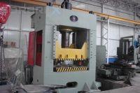 H ramme hydraulisk trykk Produkcja Rosyjska P 313