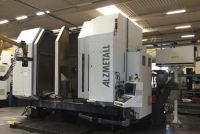 CNC Vertical Machining Center ALZMETALL FS 2500 LB/DB