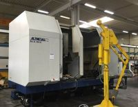 CNC Vertical Machining Center ALZMETALL BAZ 35 CNC LB