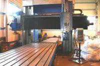 Frezarka bramowa CNC Fresa a Portale 2.200 x 6.000 mm CNC 2200 x 6000 mm