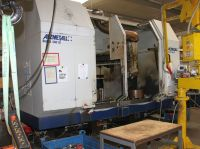 CNC Vertical Machining Center ALZMETALL BAZ 35 CNC LB