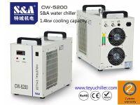 Torno pesado CNC Teyu CW-5200
