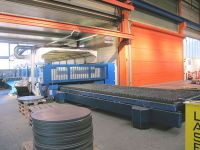 Laserschneide 2D TRUMPF L 6050  5.000 watt