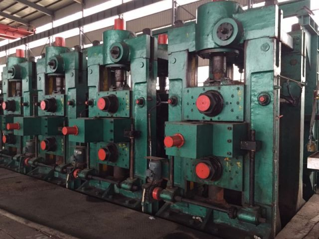 Rolforming Lines for Profile HUAYE 660X20 2011