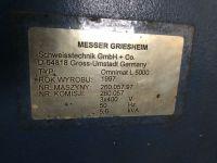 Przecinarka gazowa MESSER Omnimat L5000 1997-Zdjęcie 4