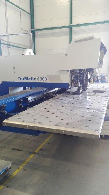 Laser 2D TRUMPF TRUMATIC TruMatic 6000 2007
