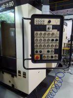 CNC Horizontal Machining Center HUELLER HILLE NB-H 90 1989-Photo 4