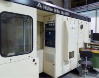 CNC Horizontal Machining Center HUELLER HILLE NB-H 90