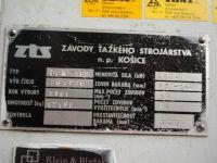 Prasa mimośrodowa ZTS LEK 160 1991-Zdjęcie 9