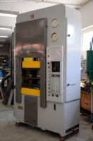 H Frame Hydraulic Press FO-TARNOBRZEG PHM 100 H 1976-Photo 5