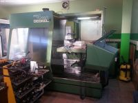CNC marógép DECKEL FP4CC/T