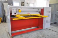 NC Hydraulic Guillotine Shear STROJARNE PIESOK NTC 2000/4 1987-Photo 12