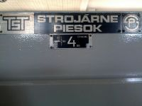 NC Hydraulic Guillotine Shear STROJARNE PIESOK NTC 2000/4 1987-Photo 16