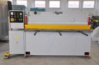 Cisaille guillotine hydraulique NC STROJARNE PIESOK NTC 2000/4