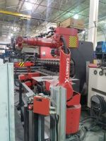 CNC Hydraulic Press Brake AMADA ASTRO 100 M 1997-Photo 2