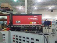 CNC hydraulický ohraňovací lis AMADA ASTRO 100 M