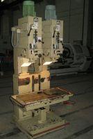 Ständerbohrmaschine WMW SAALFELD BKR 20 x 2 1978-Bild 2