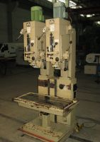 Ständerbohrmaschine WMW SAALFELD BKR 20 x 2