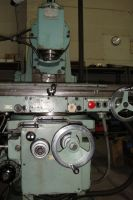 Vertical Milling Machine Stanko 6 R 82 1982-Photo 3