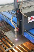 Gas Cutting Machine AXIS EPSILON 6 X 12 2012-Photo 2