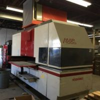 Turret Punching Machine with Laser NISSHINBO MAP 1000