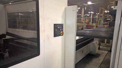 2D Laser MAZAK 3015 2012