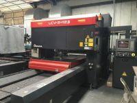 2D Laser AMADA LCV2412B 1994-Photo 3