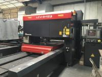 2D Laser AMADA LCV2412B 1994-Photo 5