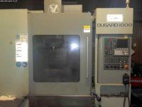 Centrum frezarskie pionowe CNC EAGLE DUGARD 1000 VMC 2011-Zdjęcie 2