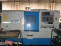 Tokarka CNC DUGARD EAGLE 200 FCL 200 HT 2005-Zdjęcie 2