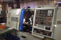 CNC-Drehmaschine DUGARD EAGLE 200 FCL 200 HT