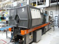 Plastics Injection Molding Machine SANDRETTO 790/200 1997-Photo 2