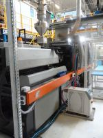Plastics Injection Molding Machine SANDRETTO 790/200 1997-Photo 3