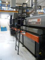 Plastics Injection Molding Machine SANDRETTO 790/200 1997-Photo 5