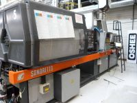 Plastics Injection Molding Machine SANDRETTO 790/200