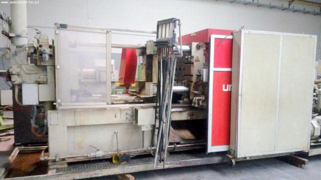 Diecasting Machine URPEMAK URPE CFA 330 2008